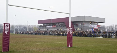 Sheffield Hallam University Sports Park