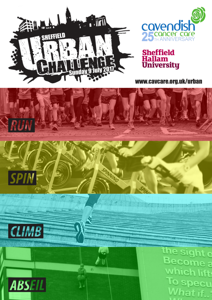 Urban Challenge poster v5