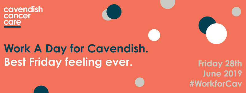 Work A Day For Cavendish Cavendish Cancer Care