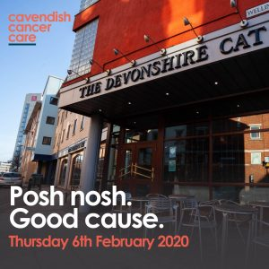 Posh Nosh, Good Cause with The Devonshire Cat