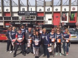Virtual Bucket Collection at SUFC