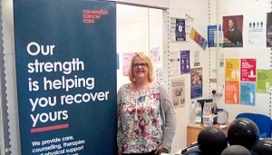 Cancer Information Hub re-opening in the Moor Market