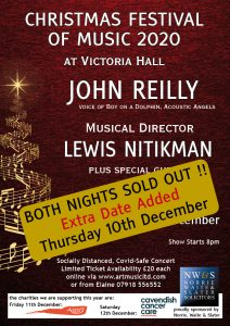 Christmas Festival of Music Concerts – tickets on sale now
