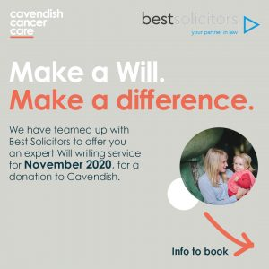 Will Month with Best Solicitors this November