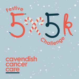 The Festive 5 x 5 Challenge