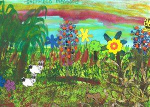 Sheffield Girls' joins Sheffield ARTogether project