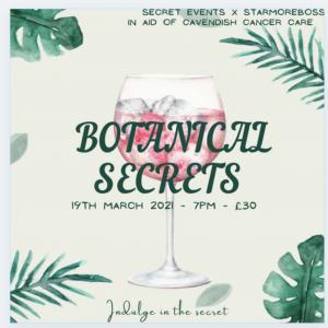 Botanical Secrets – Gin Tasting