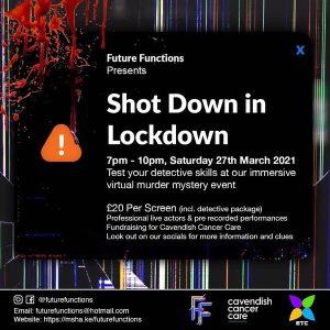 Shot Down in Lockdown