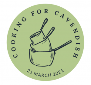 Cooking for Cavendish